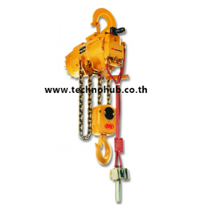 HL2000K, INGERSOLL RAND, AIR CHAIN HOIST, AIR HOIST