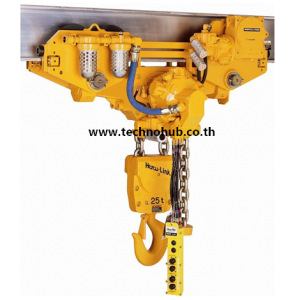 herculink, air chain hoist, ingersoll rand