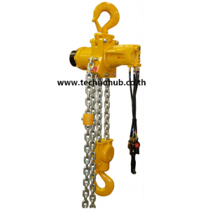 lc2a air hoist, Lube free air hoist, Ingersoll rand