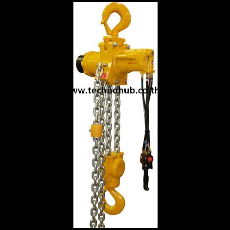 lc2a air hoist, Lube free air hoist, Ingersoll rand