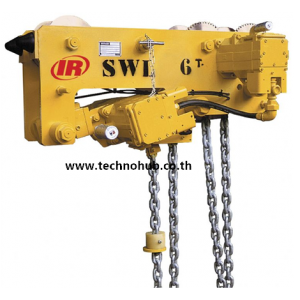 low profile air hoist, LC2A, ingersoll rand
