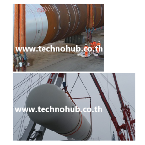Heavy lift round sling