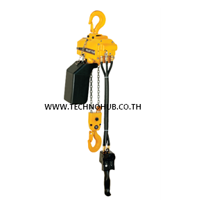 air hoist, lube free air hoist, lubefree air chain hoist