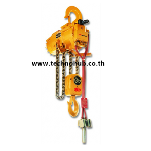 HLK, INGERSOLL RAND, AIR CHAIN HOIST, AIR HOIST