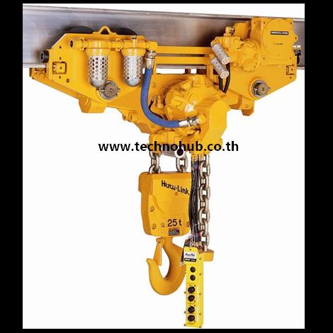 herculink, air chain hoist, ingersoll rand