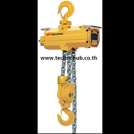 Hydraulic Hoist, Lift chain hydraulic hoist, Ingersoll rand