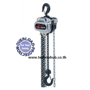 Manual chain hoist, SMB, ingersoll rand, silver series
