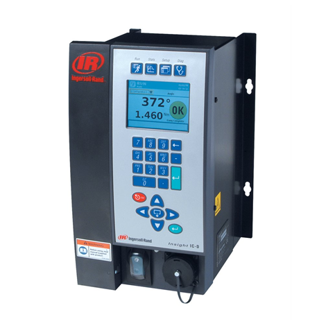 IC1D, IC12D, CONTROLLER, INGERSOLL RAND