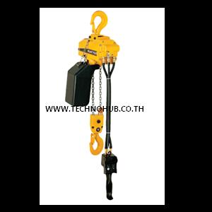 air hoist, lube free air hoist, lubefree air chain hoist